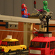 Spider-Man Lego layout